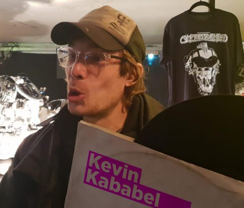 DJ KEVIN KABABEL